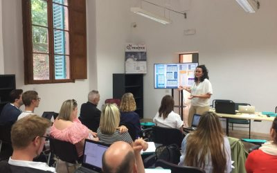 Experts' summer school in preparation to the training seminars for teachers